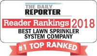 best lawn sprinkler system company