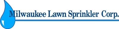 Milwaukee Lawn Sprinkler Logo